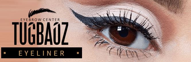 Eyeliner Uygulaması | TugbaOz.com